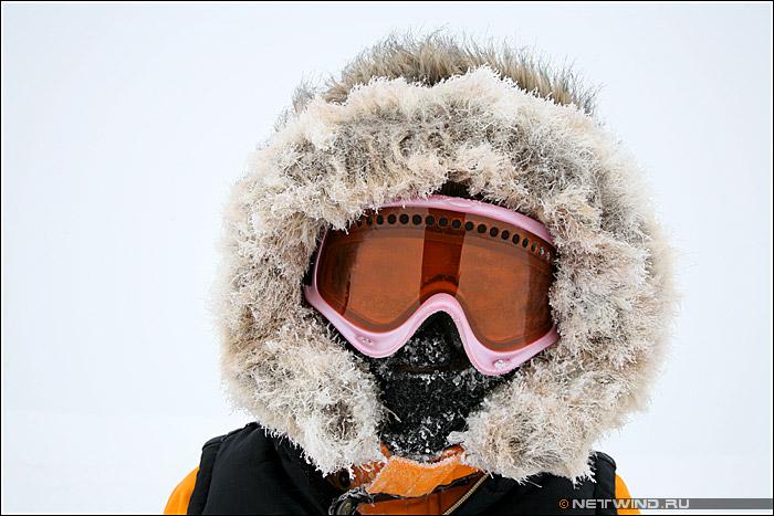Снежный человек Даша