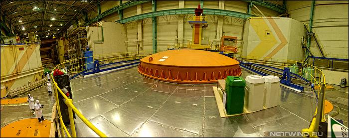 реактор Кольской АЭС