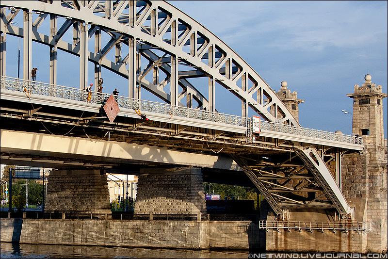 роупджампинг Лужнецкий мост