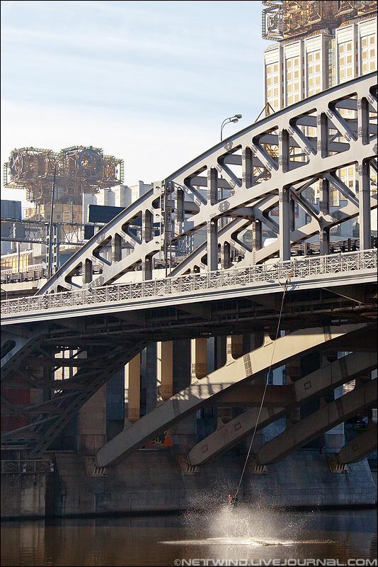 роупджампинг Новоандреевский мост